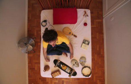 Sonhando com o mundo de Luis Carlinhos - ORTOBOM