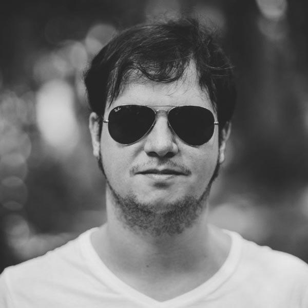 Mario Victor - Coordenador de Edição
